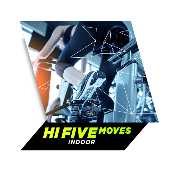 Aulas Hi Five Moves